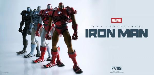 Iron man threeA