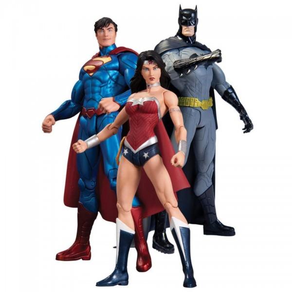 Un 3 pack pour Justice League Trinity War
