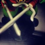 Des Tortues Ninja chez Kidrobots