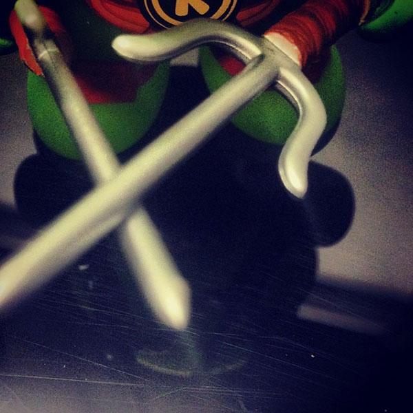 Kidrobot TMNT Raphael - tortues Ninja