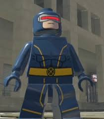 LEGO Marvel super-heroes X-men Astonishing Cyclops
