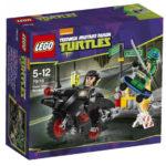LEGO Tortues Ninja : 2 nouveaux visuels