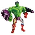 Marvel Super Hero Mashers Hulk mashed-up
