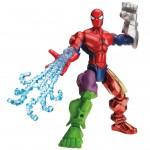 Marvel Super Hero Mashers Spider-Man mashed-up