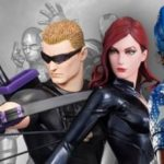 Marvel Comics Hawkeye Avengers Now ARTFX+ Statue
