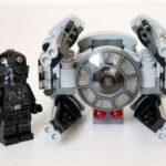 LEGO Microfighters 75031 – Micro review du TIE Interceptor