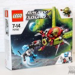 LEGO Galaxy Squad 70700 : L'essaim spatial - Ouh, ça pique !