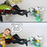 LEGO Galaxy Squad 70706 : La capture de l'araignée - Ou presque...