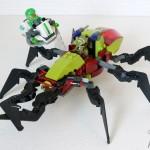 LEGO Galaxy Squad 70706 : La capture de l'araignée – Ou presque…