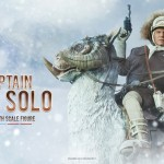 Star Wars : Sideshow présente Han Solo Hoth