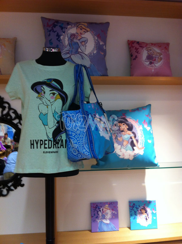Princesses Disney LIFE IS JOKE eleven Paris