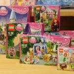 Disney Princesses :  LEGO Disney Princess
