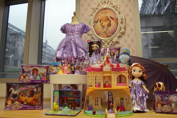 Princesses Disney Princesse Sofia