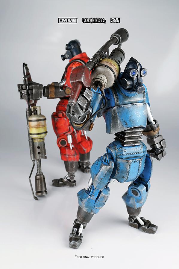 ROBOTPYRO threeA valve universe proto