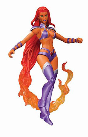STARFIRE RedHood and the Outlaws