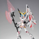 1 Robot + 1 fille + 1 licorne = MS Girl Unicorn Gundam / Armor Girls