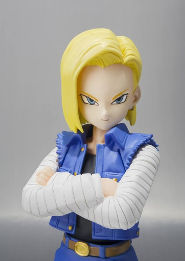 S.H. Figuarts Android 18