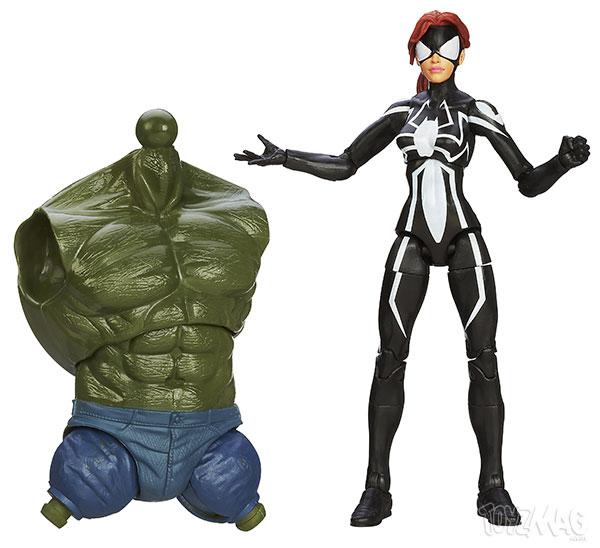 Spider-Man Legends W2  Spider-Girl