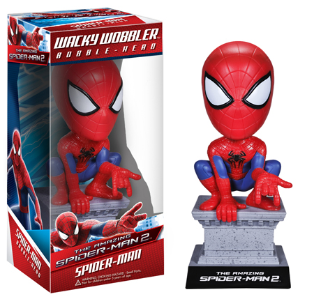 The Amazing Spider-Man 2 Wacky Wobblers