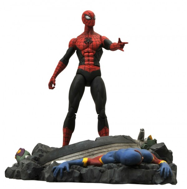 The Superior Spider-Man Marvel Select / Disney Store