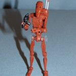TLC BAD battle droid geonosis star wars 11