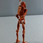 TLC BAD battle droid geonosis star wars 8