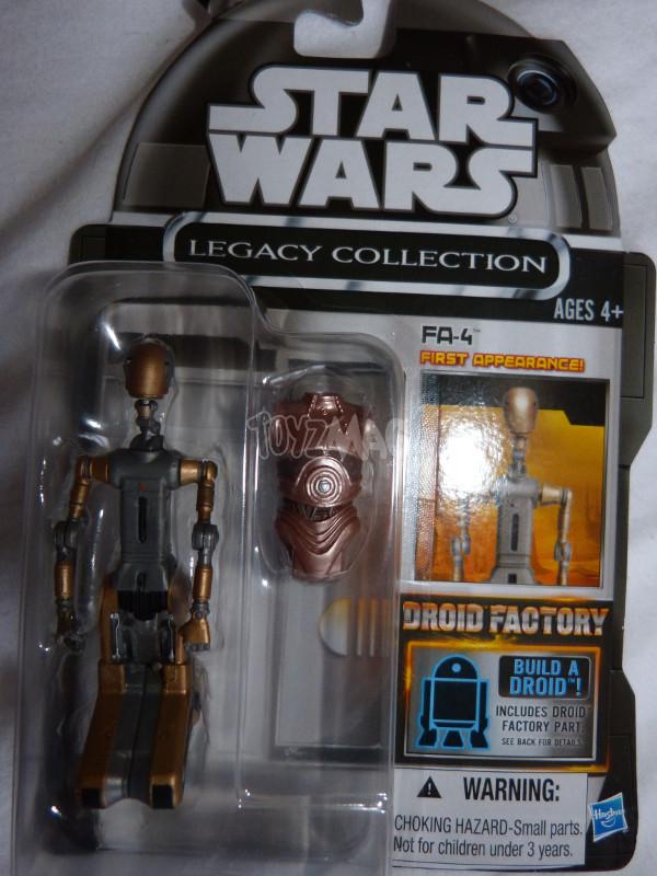 TLC FA4 pilot droid star wars 1