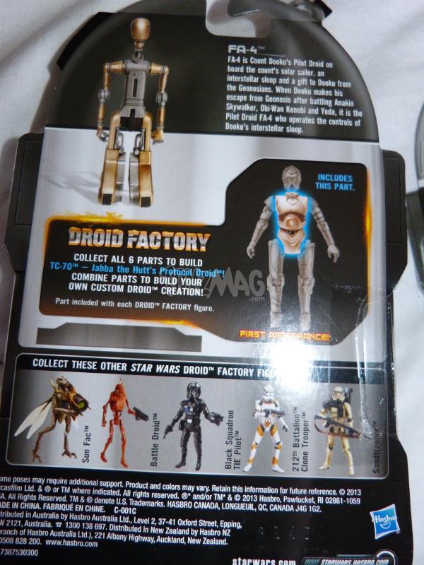 TLC FA4 pilot droid star wars 2