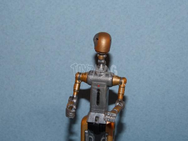 TLC FA4 pilot droid star wars 9