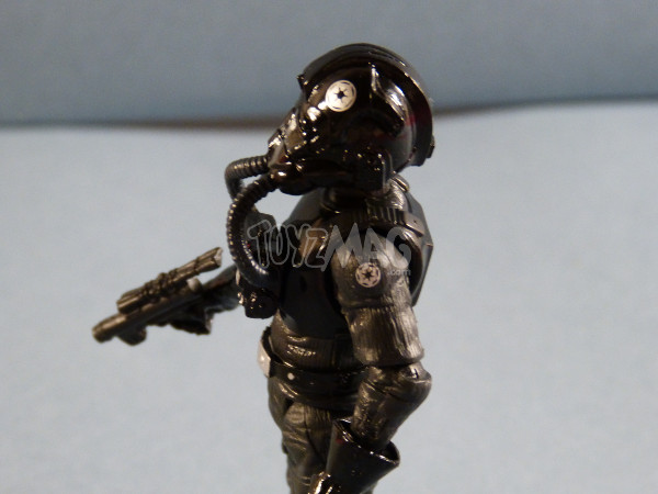 TLC tie pilot black squadron star wars 11