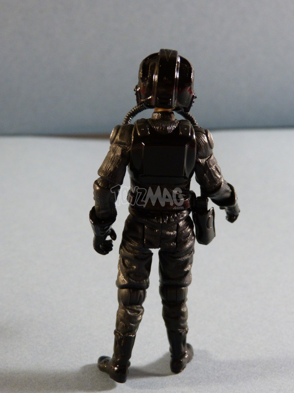 TLC tie pilot black squadron star wars 12