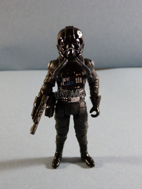 TLC tie pilot black squadron star wars 9