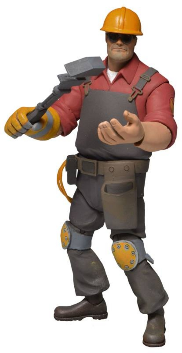 Team Fortress 2 Series 3 - Team RED