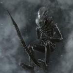 S.H. MonsterArts : Alien Big Chap