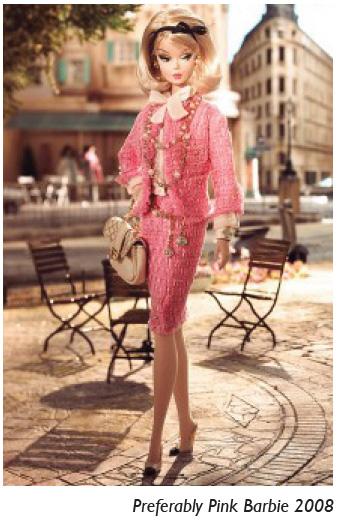 Preferably Pink Barbie Rétro Chic Expo