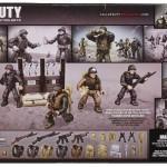 Mega Bloks – Call of Duty : packaging du set Platoon Patrol