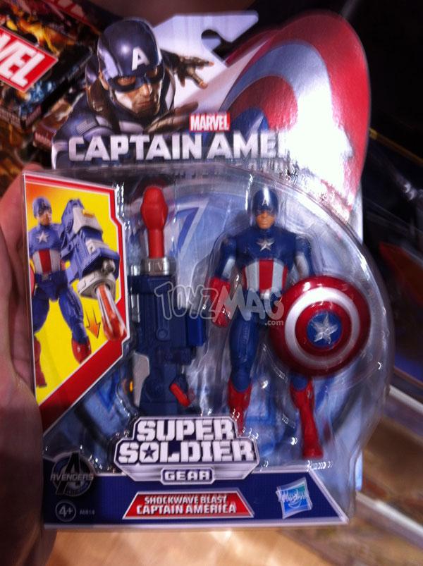 Winter Soldier soldat de l'hivers CAPTAIN AMERICA