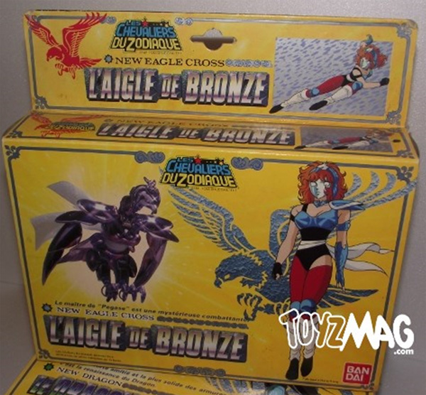 Aigle Bronze Argent - CDZ 1989