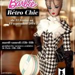 Barbie Chic une expo pour la poupée Mattel