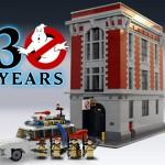 LEGO Cuusoo : feu vert pour Ghostbusters !