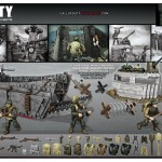 Mega Bloks Call of Duty : détails du Landing Craft Invasion set