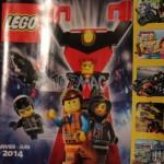 LEGO le catalogue Janvier - Juin 2014 : Disney Princesses, TMNT, Marvel Super Heroes etc