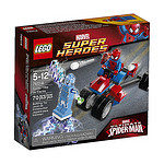 LEGO SUPER HEROES DC/MARVEL: les nouveautés de 2014