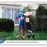Les Enfants Extraordinaires : se deguiser pour incarner les héros Disney