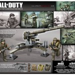 Mega Bloks : détails du set COD Legends Turret Attack