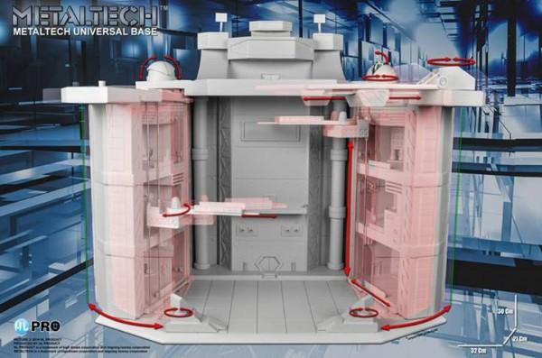 METALTECH UNIVERSAL BASE MTU1 Prototype ver. 1.8.2014