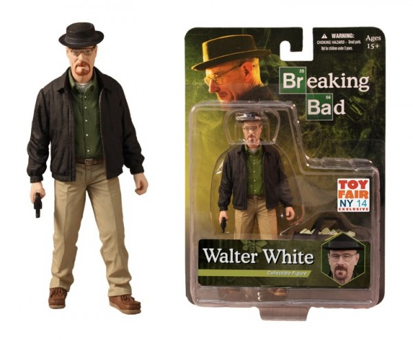 Walter White Limited Edition Figure.