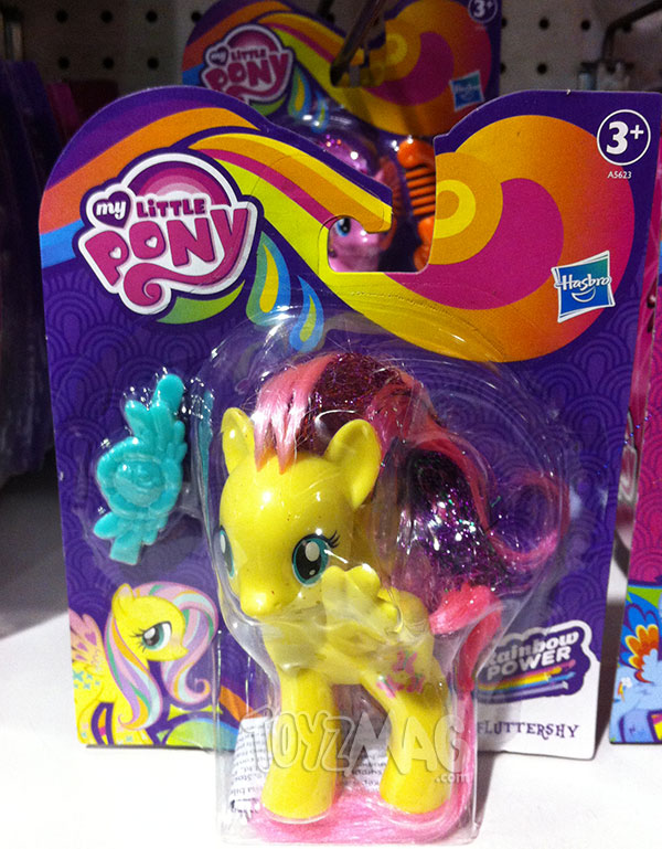 mlp rainbow Power Fluttershy