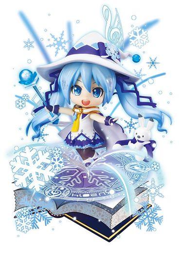 nendoroid snow miku magical snow version wonfes gsc