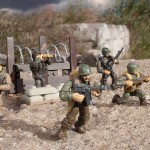 Call of Duty : Platoon Patrol, nouveau set d'army building WW2